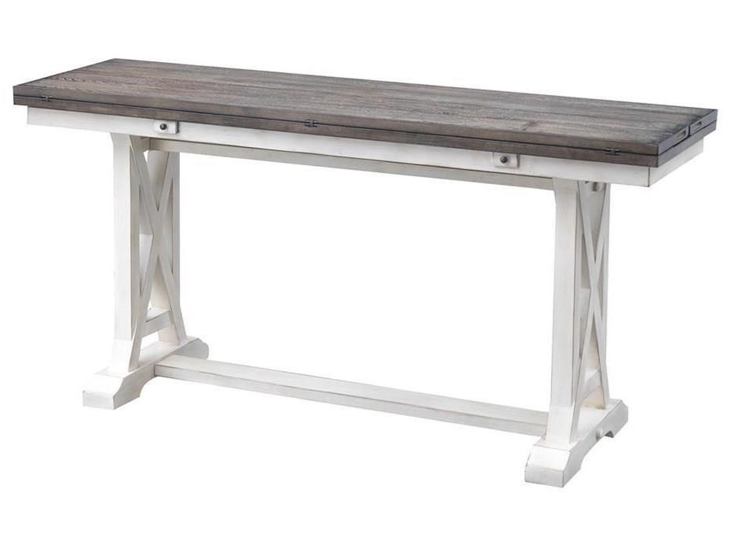 Coast to Coast Imports Bar Harbor IIFold Out Console