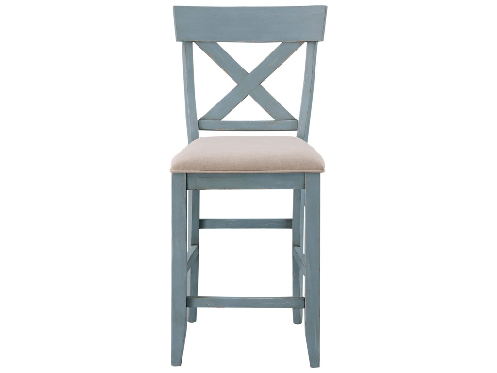 Coast to Coast Imports Bar HarborCounter Height Dining Chair