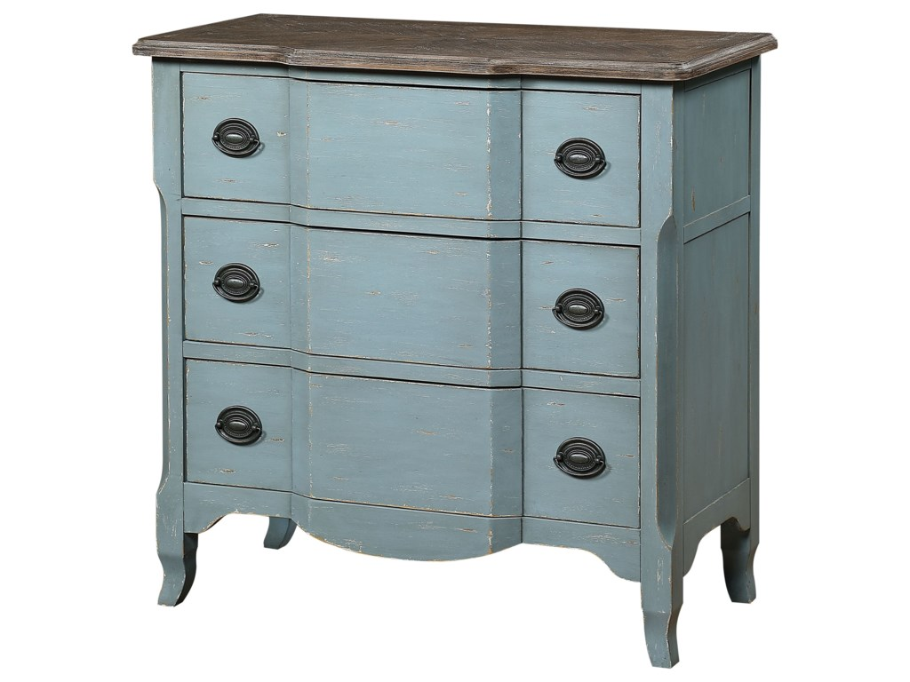 Coast to Coast Imports Bar HarborThree Drawer Chest
