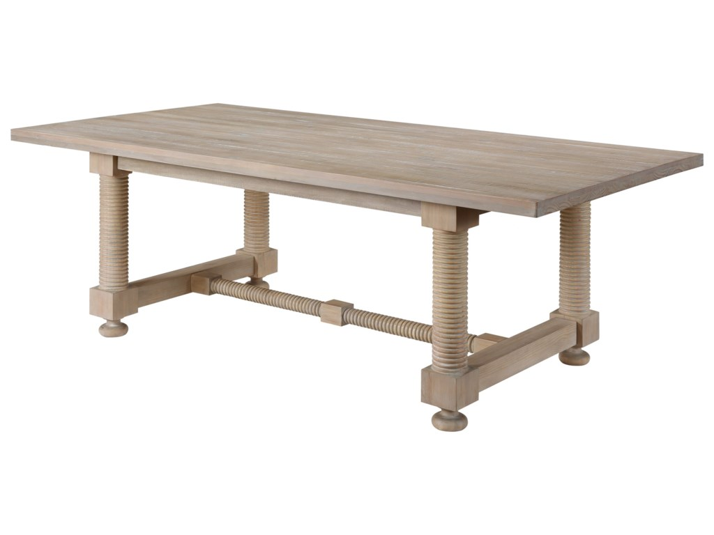 Coast to Coast Imports BarristerRectangular Dining Table