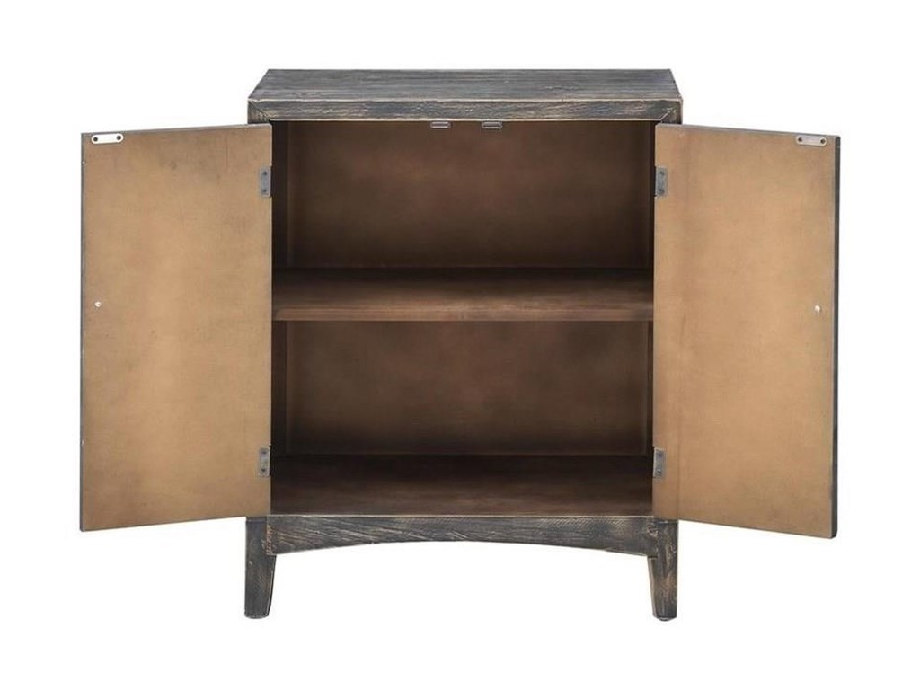Coast to Coast Imports Pieces in ParadiseTwo-Door Cabinet