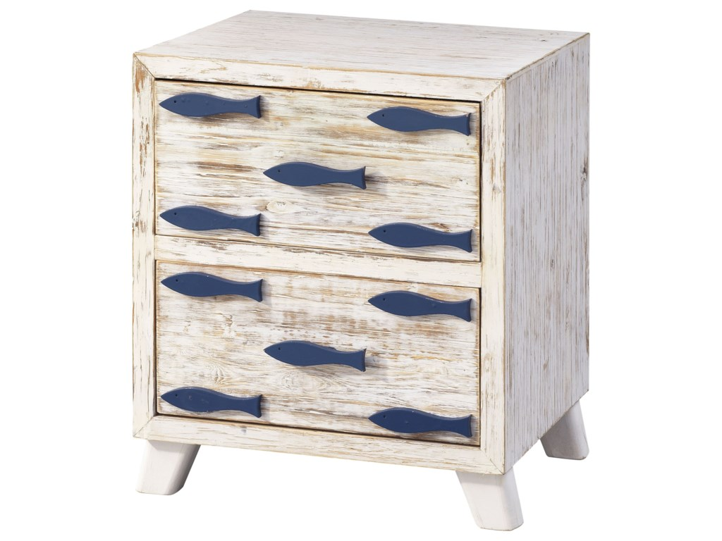 Coast to Coast Imports Pieces in Paradise2-Drawer Chest