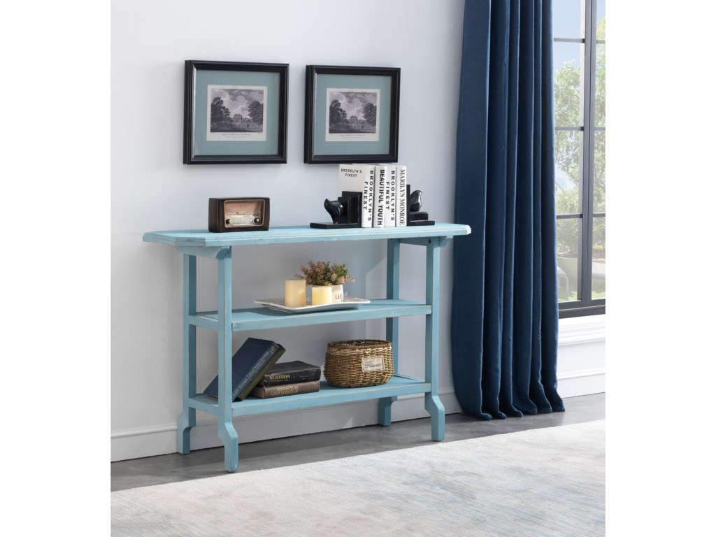 Coast to Coast Imports Pieces in ParadiseAccent Table