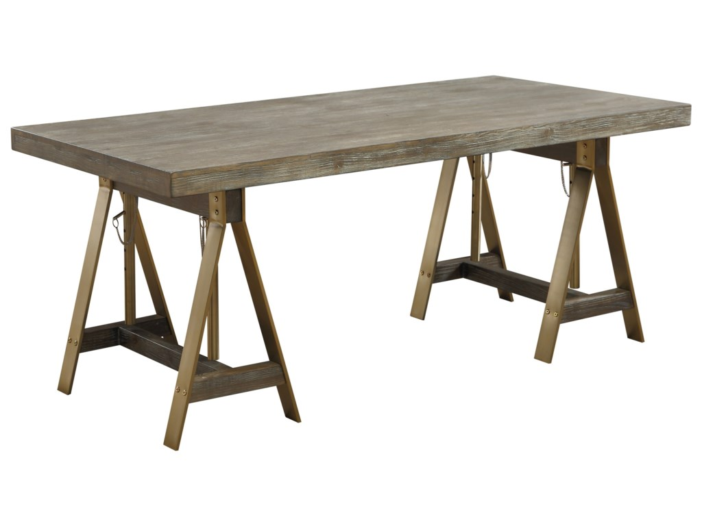 Coast to Coast Imports BiscayneAdjustable Dining Table / Desk