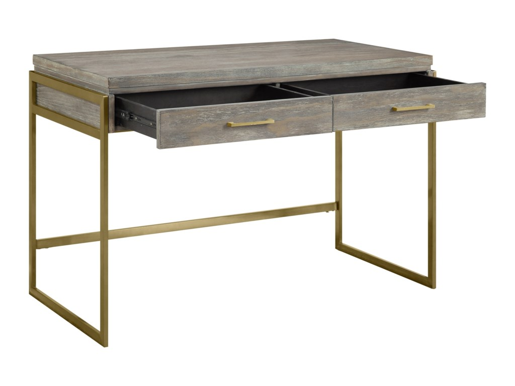 Coast to Coast Imports BiscayneTwo Drawer Desk