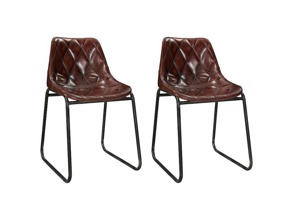 Coast to Coast Imports BradleyDining Chair 2-Pack