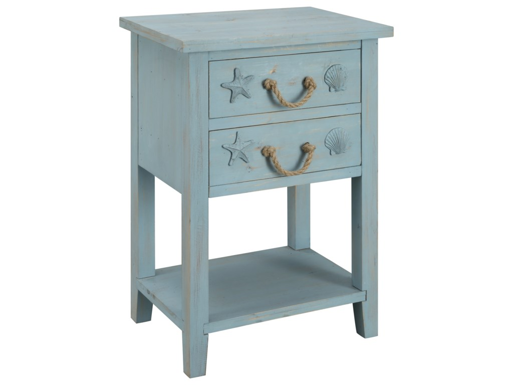Coast to Coast Imports BreakersTwo Drawer Chest