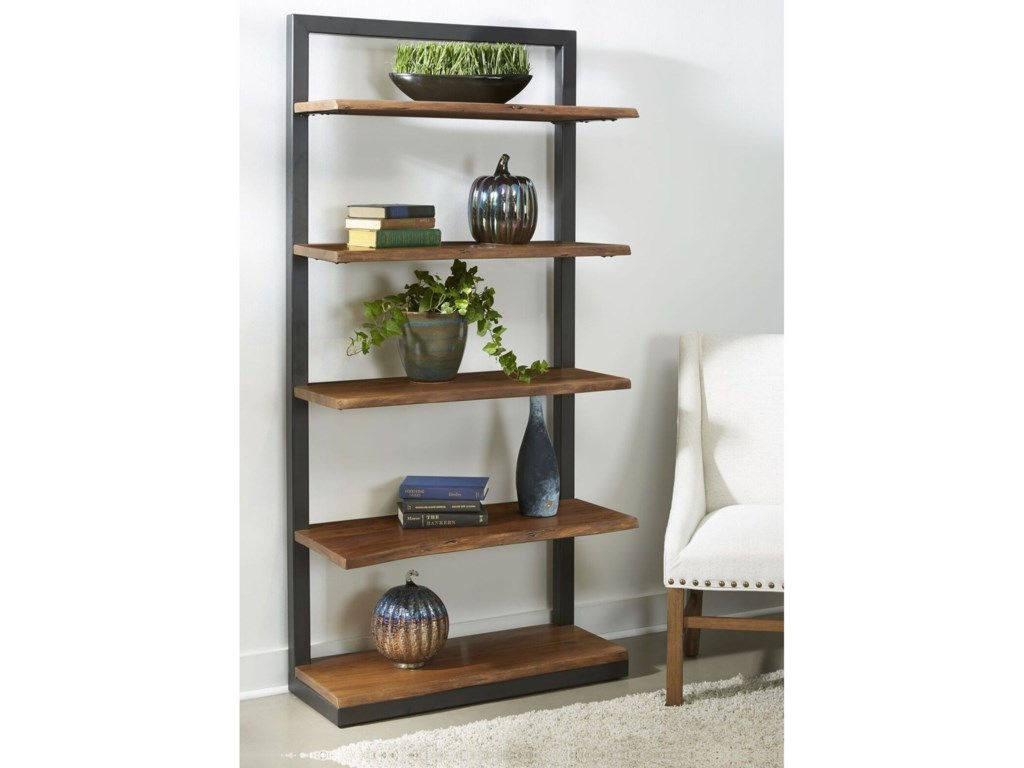 Coast to Coast Imports Brownstone IIBookcase