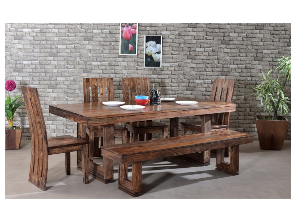 Coast to Coast Imports BrownleighBrownleigh Dining Table