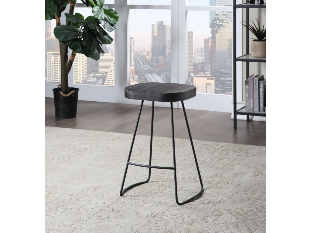 Coast to Coast Imports Canyon RidgeCounter Height Swivel Stool