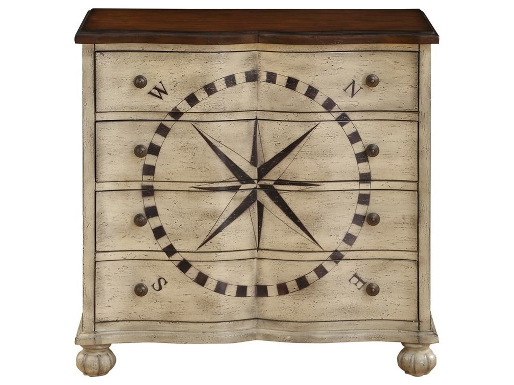 Coast to Coast Imports CliftonFour Drawer Chest