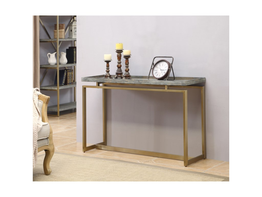 Kaleidoscope Coast to Coast AccentsConsole Table