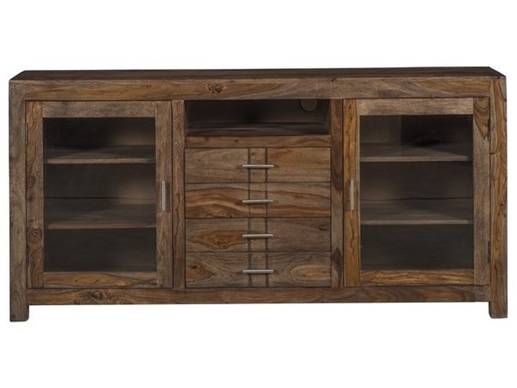 Coast to Coast Imports asdf4 Drawer 2 Door Media Center