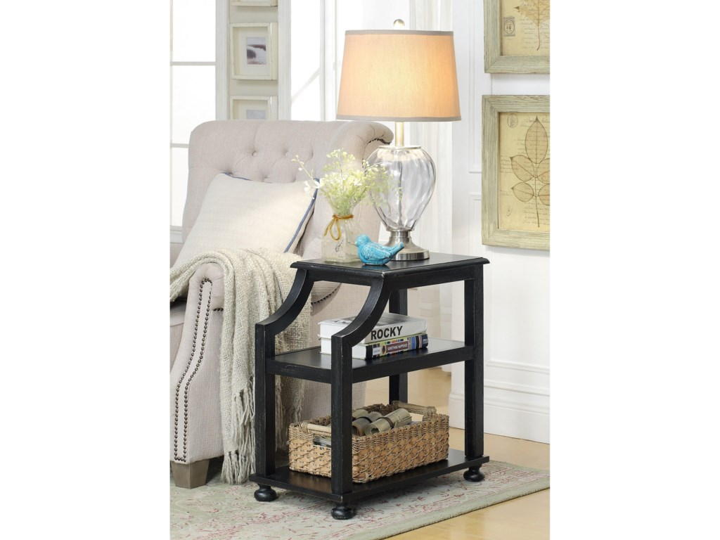 Coast to Coast Imports Coast to Coast AccentsChairside Accent Table