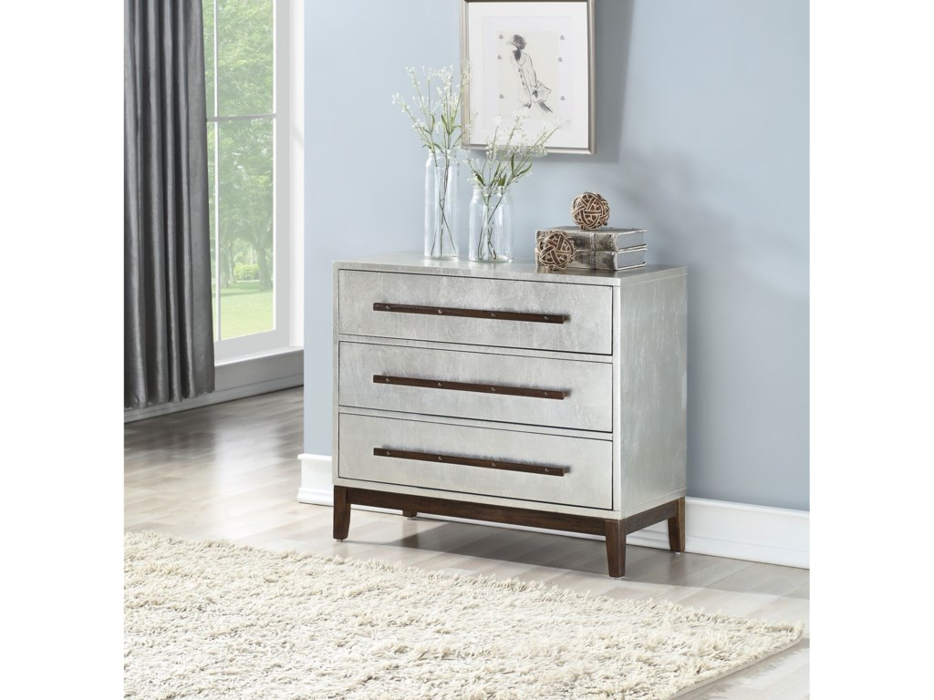 Coast to Coast Imports asdf3-Drawer Chest