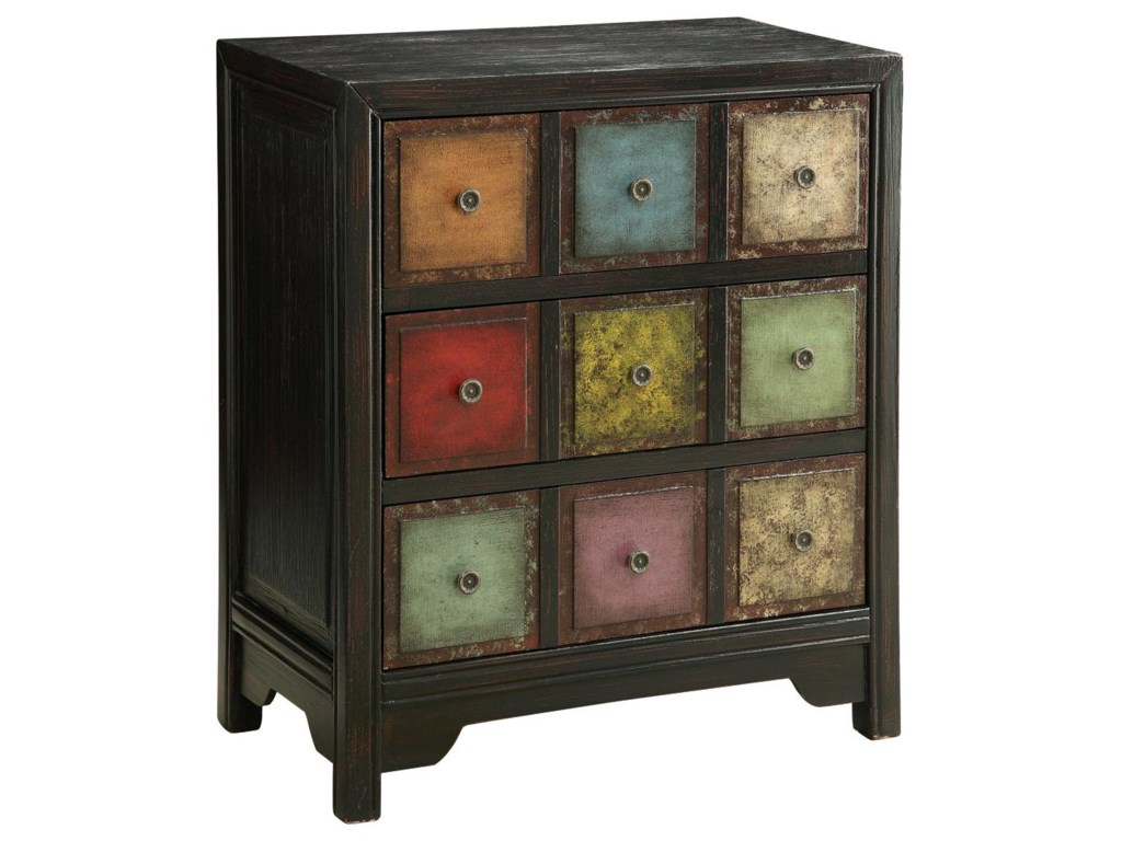 Coast to Coast Imports Coast to Coast Accents3 Drawer Chest
