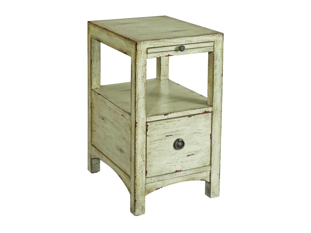 Coast to Coast Imports Coast to Coast AccentsOne Drawer Accent Table