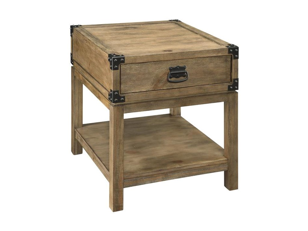 Coast to Coast Imports Coast to Coast AccentsTrunk End Table