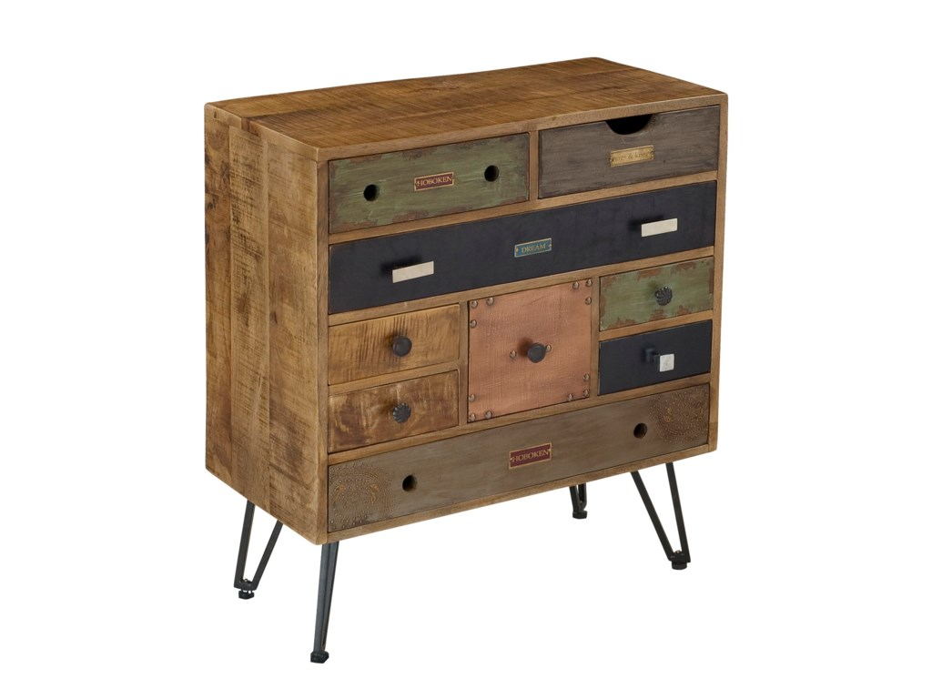 Coast to Coast Imports Coast to Coast AccentsNine Drawer Chest