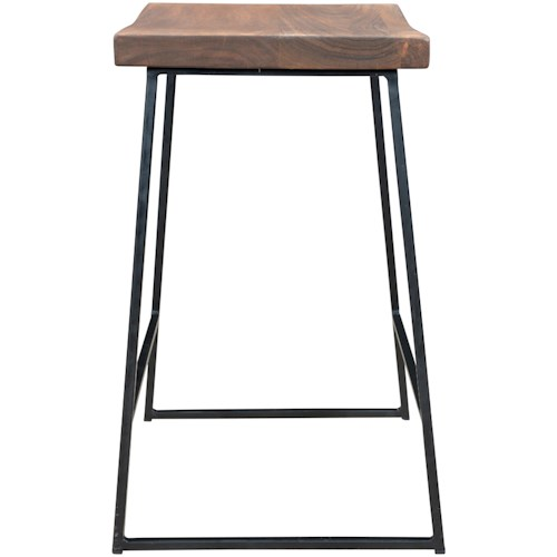 Coast to Coast Imports Coast to Coast Accents Counter Height Barstool