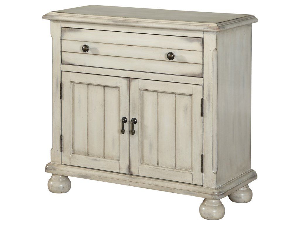 Coast to Coast Imports Coast to Coast AccentsTwo Door One Drawer Cabinet