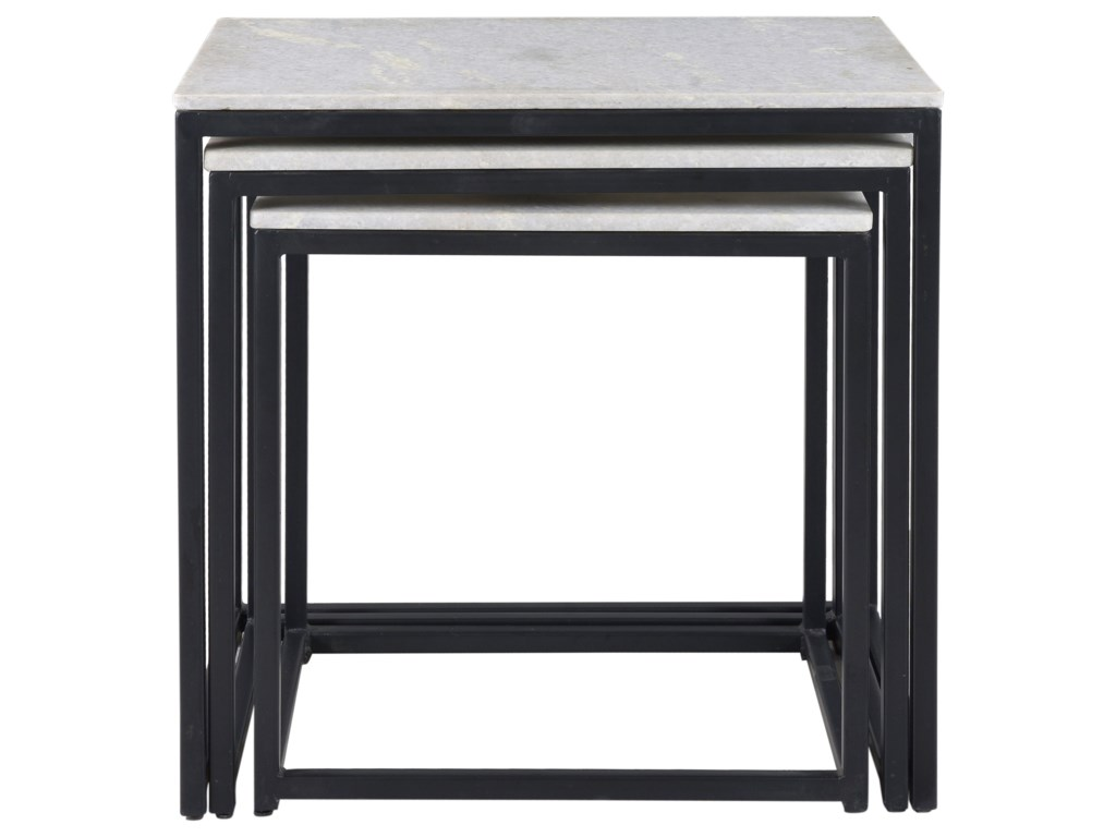 Coast to Coast Imports Coast to Coast AccentsSet Of Three Nesting Tables