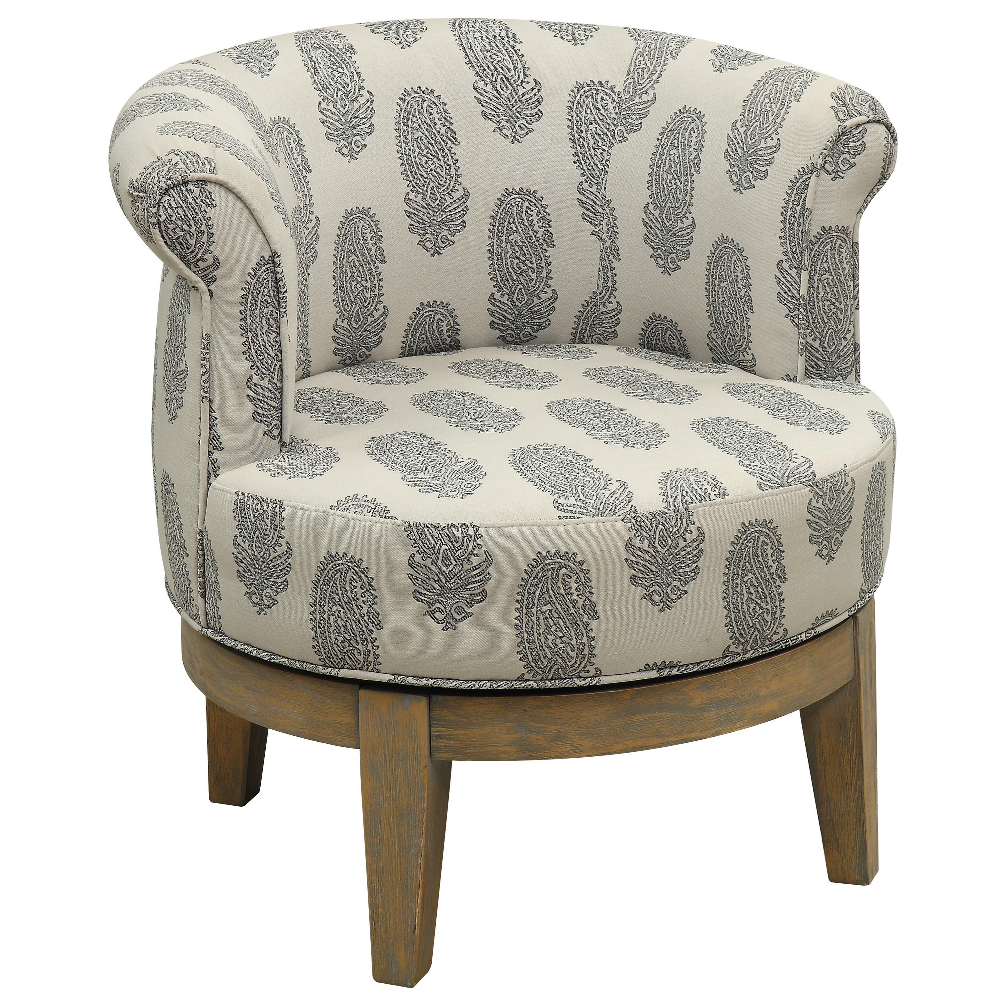 Superieur Ruby Gordon Accents Ruby Gordon AccentsSwivel Accent Chair
