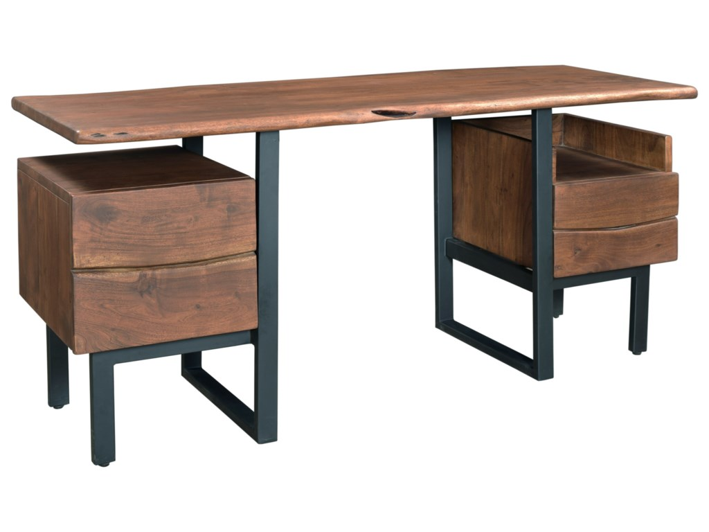 Coast to Coast Imports Coast to Coast AccentsTwo Drawer Writing Desk