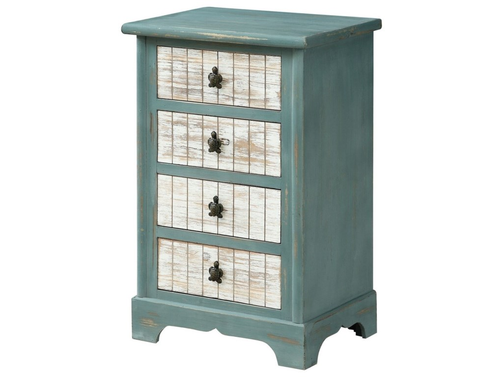 Coast to Coast Imports Coast to Coast AccentsFour Drawer Accent Chest