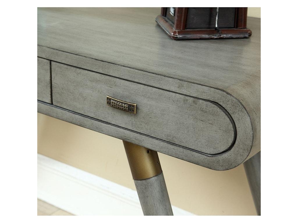 Coast to Coast Imports Coast to Coast AccentsThree Drawer Desk