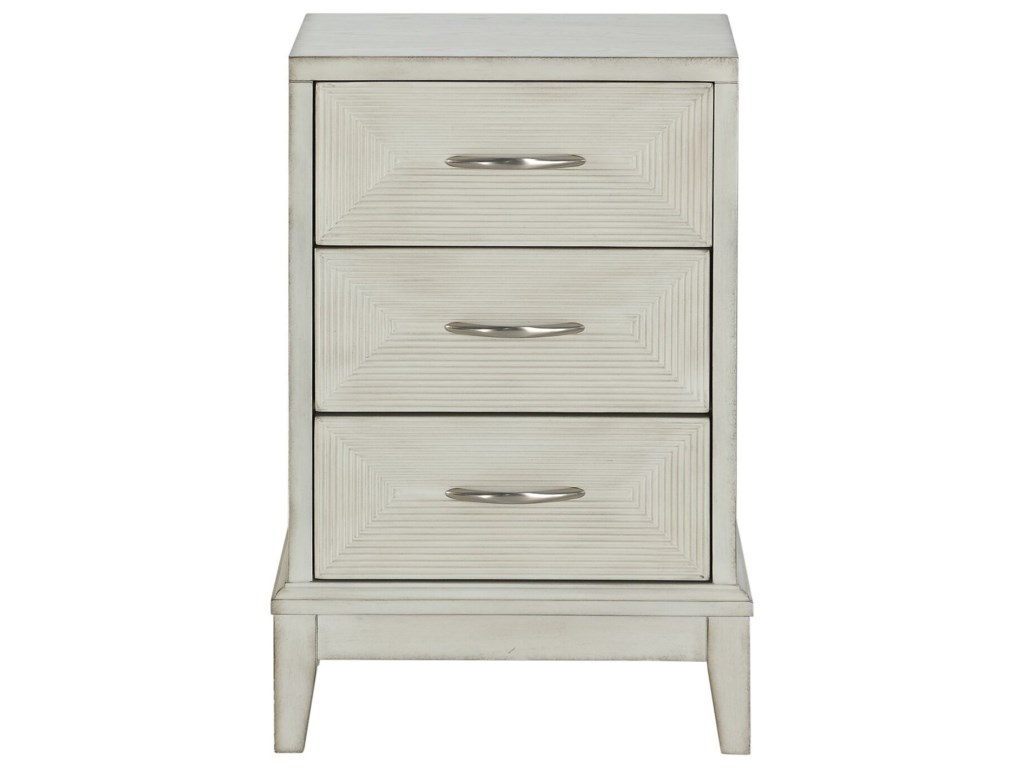 Coast to Coast Imports Coast to Coast AccentsThree Drawer Chest