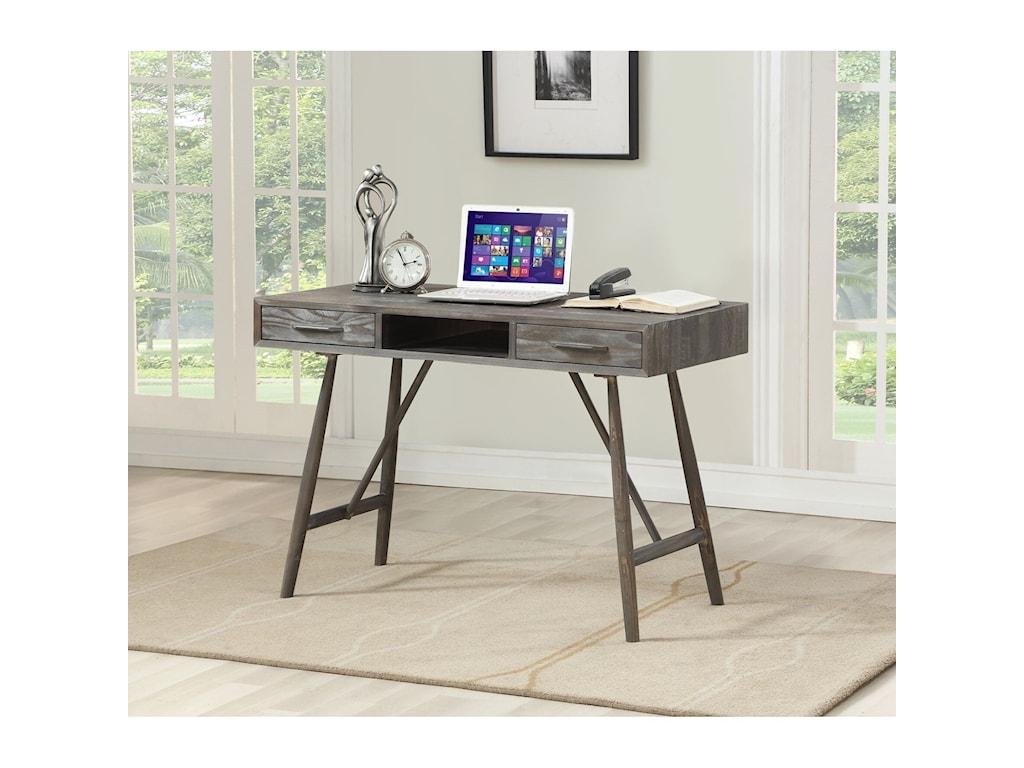 Coast to Coast Imports Coast to Coast AccentsTwo Drawer Desk