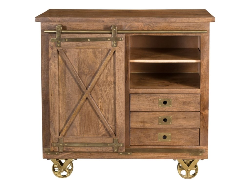 Coast to Coast Imports Coast to Coast Accents3-Drawer Cabinet