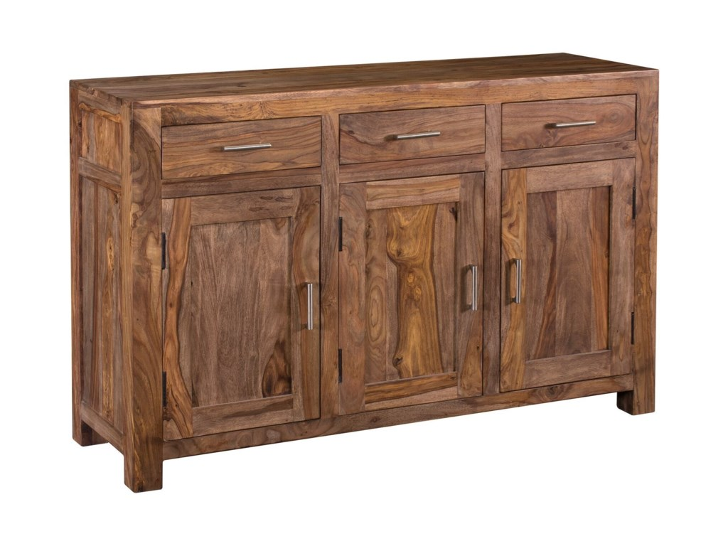Coast to Coast Imports Coast to Coast AccentsThree Door Three Drawer Sideboard