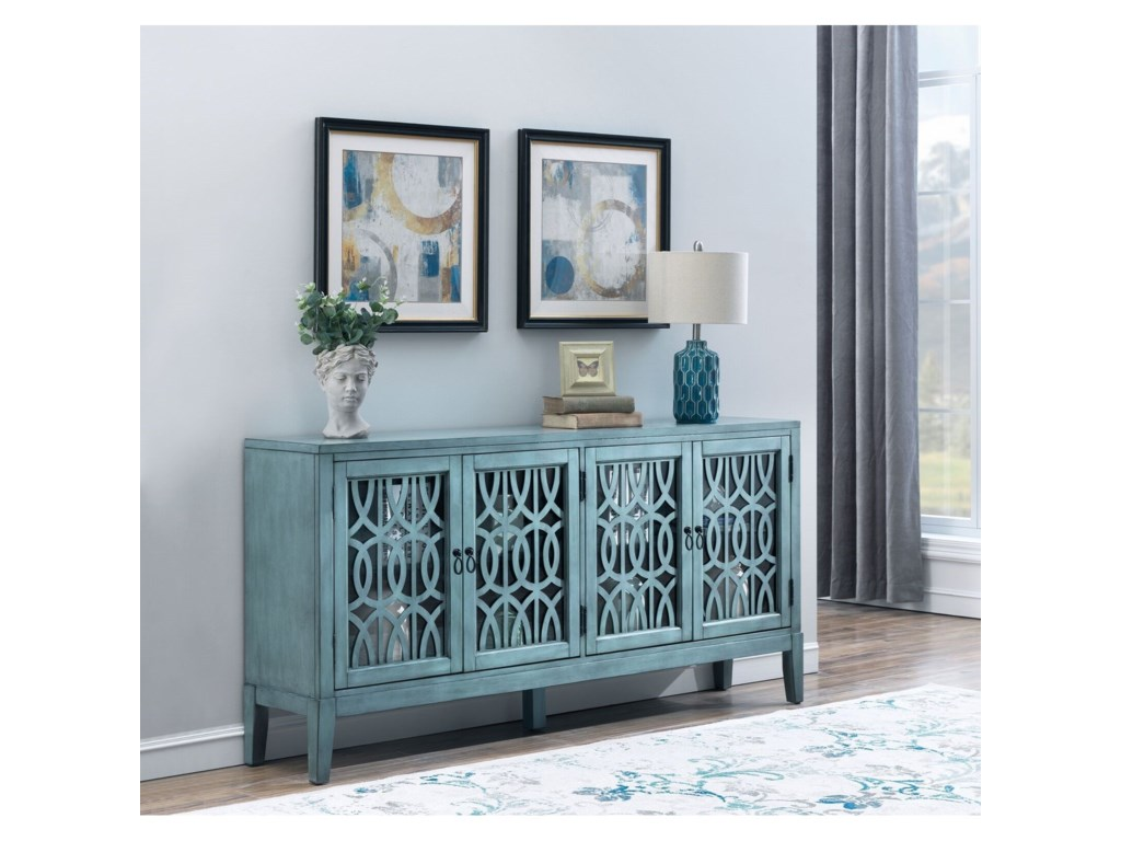 Coast to Coast Imports Coast to Coast Accents4-Door Media Credenza