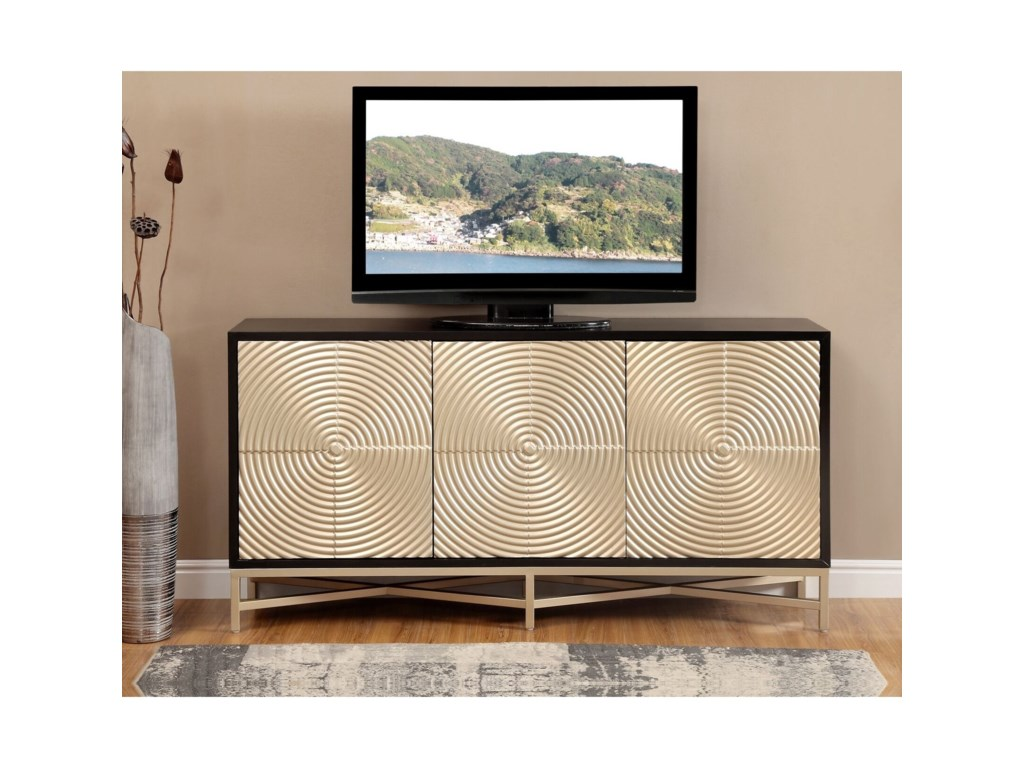 Coast to Coast Imports Coast to Coast Accents3-Door Media Credenza