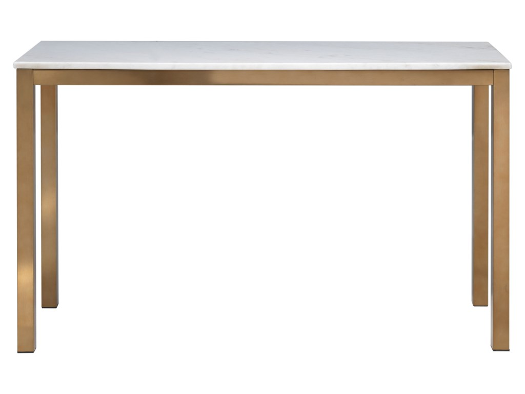 Coast to Coast Imports Coast to Coast AccentsMarble Top Console Table