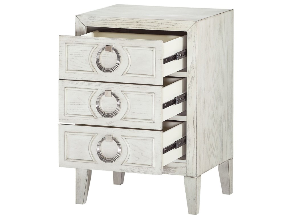 Coast to Coast Imports Coast to Coast Accents3-Drawer Chairside Chest