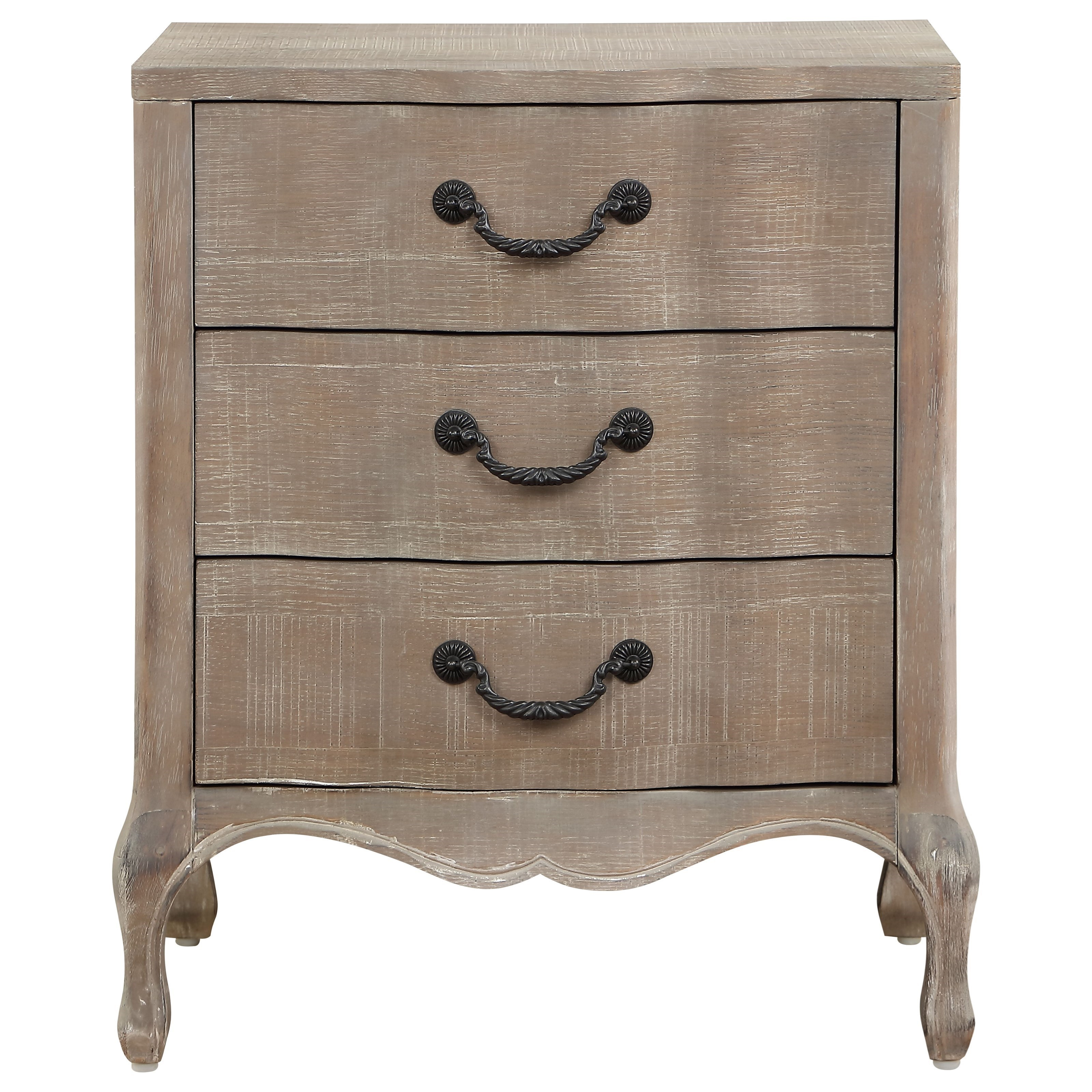 Relaxed Vintage Three Drawer Chest
