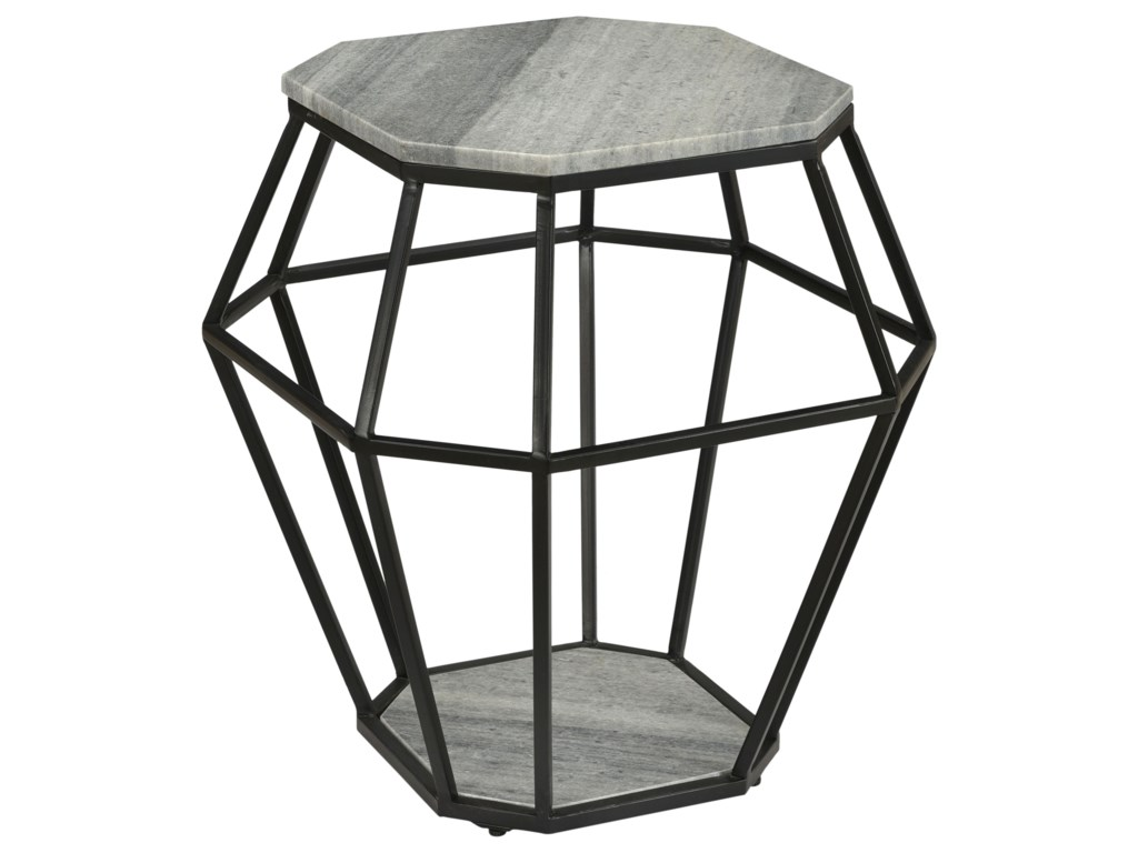 Coast to Coast Imports Coast to Coast AccentsOctagonal Accent Table