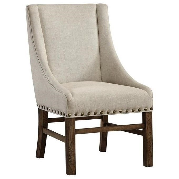 Transitional Accent Dining Chair