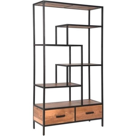 Two Drawer Bookcase