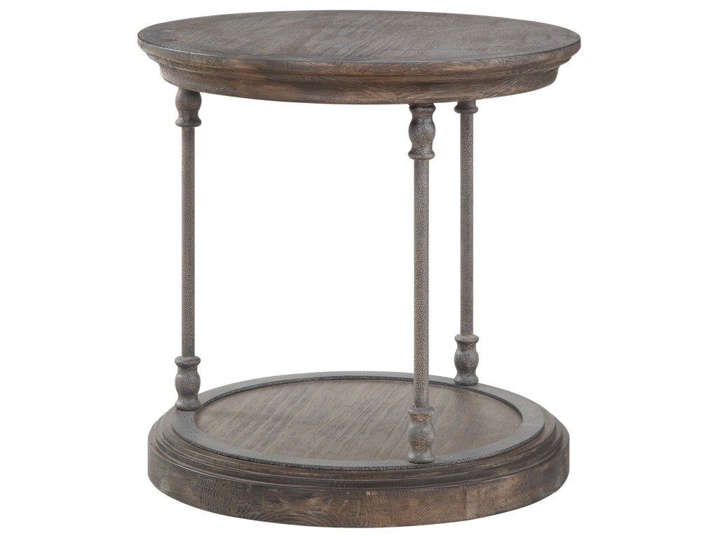 Coast to Coast Imports CorbinRound End Table