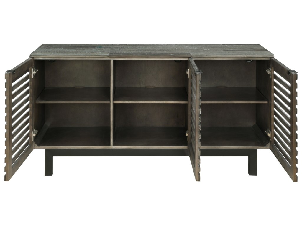 Coast to Coast Imports HeartlandThree Door Media Credenza