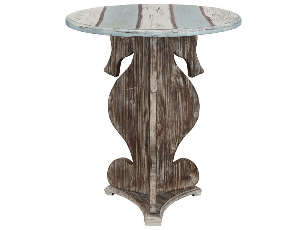 Coast to Coast Imports IslanderSeahorse Table