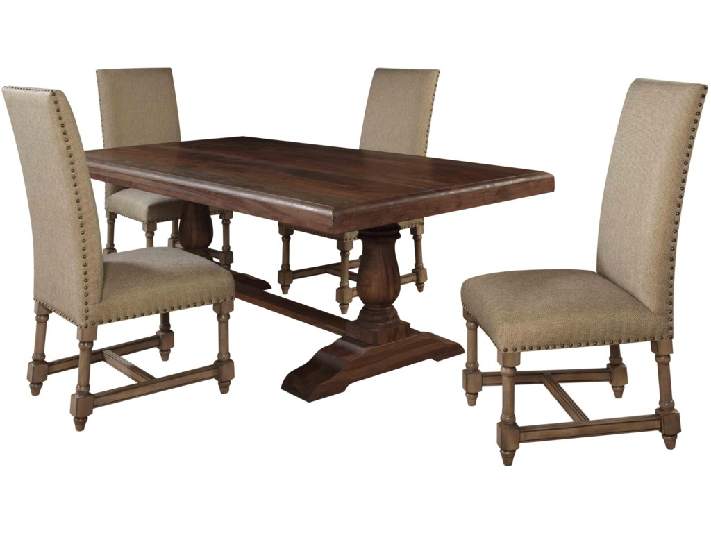 Shown with Double Pedestal Dining Table
