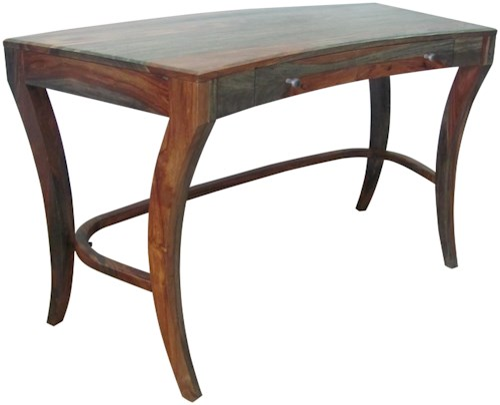 Coast to Coast Imports Grayson One Drawer Writing Desk