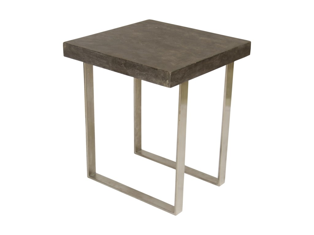 new product 43232 e9ac7 Jadu Accents Square End Table by Coast to Coast Imports at Miller Home