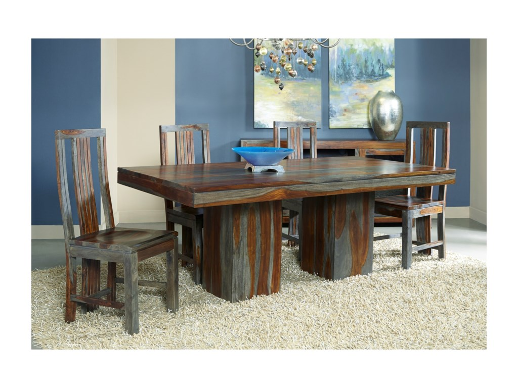 Coast to Coast Imports ZamoraZamora Dining Table