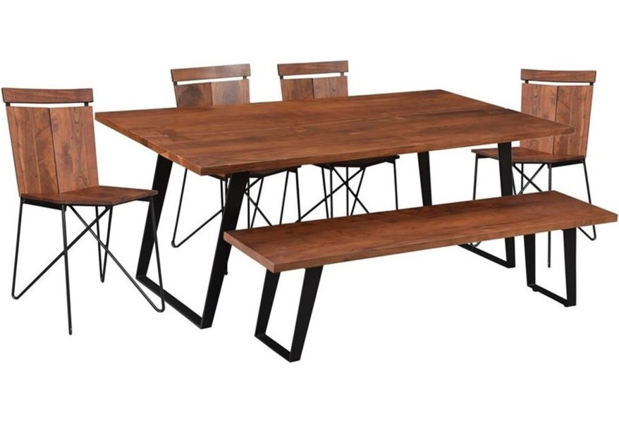 Coast Imports Kodiak 6 Piece Table